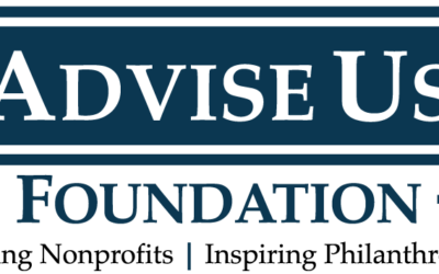The Advise Us Fund is now Advise Us Foundation – different name but same mission to aspire nonprofits and inspire philanthropists